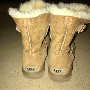 UGG Shoes - Classic Short Dylyn by Ugg Australia, Brown. US 8
